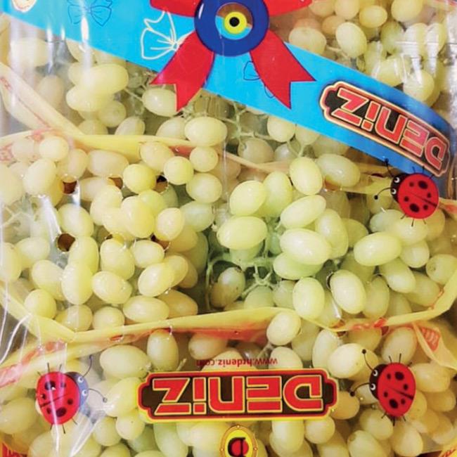 Sultanas Grapes